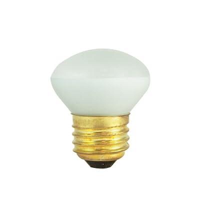 25 Watt - R14 Short Neck - Reflector Flood - 120 Volt - Medium Base - Incandescent Light Bulb - Bulbrite200025