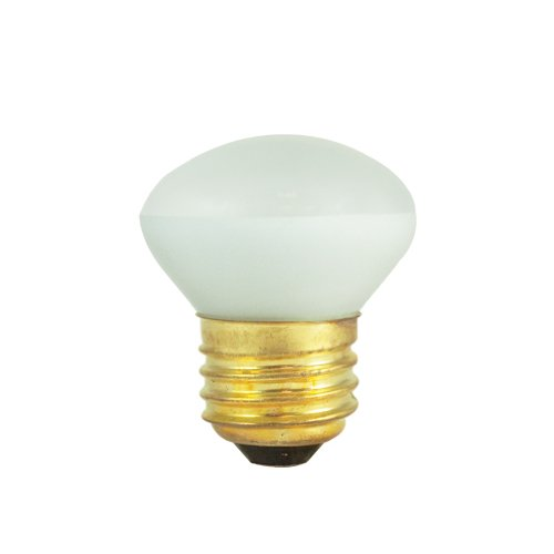Bulbrite 200040 40R14 40-Watt Incandescent R14 Mini Reflector, Medium Base, -
