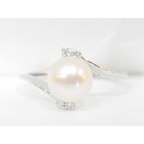 Bague Yukiko Femme ANP or blanc perle