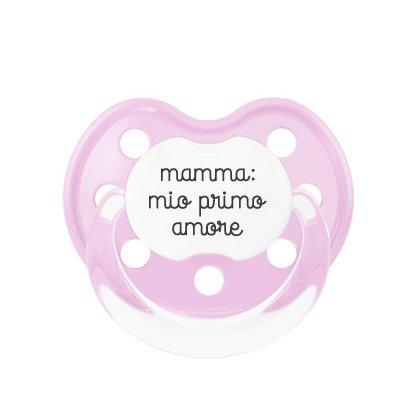 Madre Primo Amore - + 6 M - Chupete anatómico de silicona ...