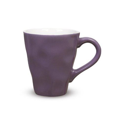 maxwell-williams-krinkle-mug-125-ounce-purple