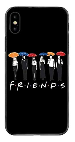 Friends 2D iPhone Case (iPhone XR)