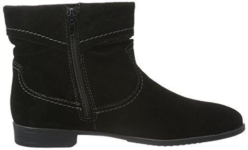 001 black Ankle Black Women''s Tamaris 25005 Boots x6w80TPUq