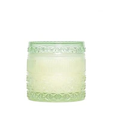 Capri Blue Muse Collection, Faceted Jar Candle - Volcano