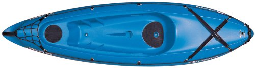 BIC Bilbao Deluxe Kayak, Blue Review
