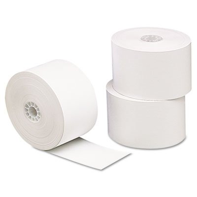 Single-Ply Thermal Paper Rolls, 3 1/8