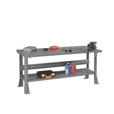 Tennsco Steel Top Workbench (Steel Top Workbench Size: 60