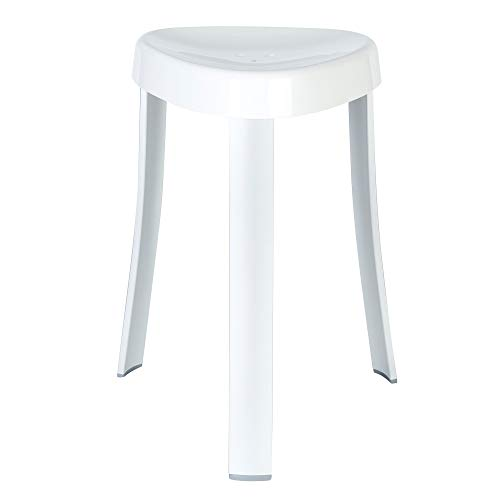 Better Living Products 70060 Spa Shower Seat, White (To Where Find Wood Teak)