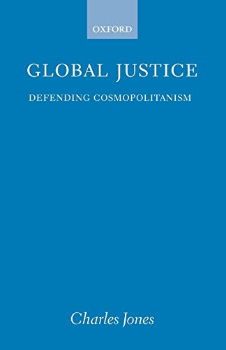 Global Justice: Defending Cosmopolitanism