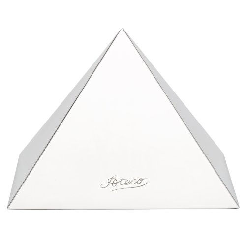 ateco-4937-stainless-steel-large-pyramid-mold-475-by-325-inches-high