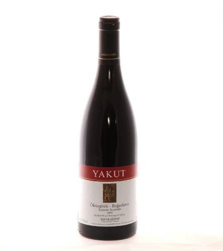 Yakut Kavaklidere - Trockener Türkischer Rotwein 75cl - (13,5% Vol.)