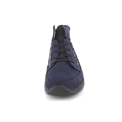 Finncomfort Burley 02378901709 Stivali Da Donna Blu