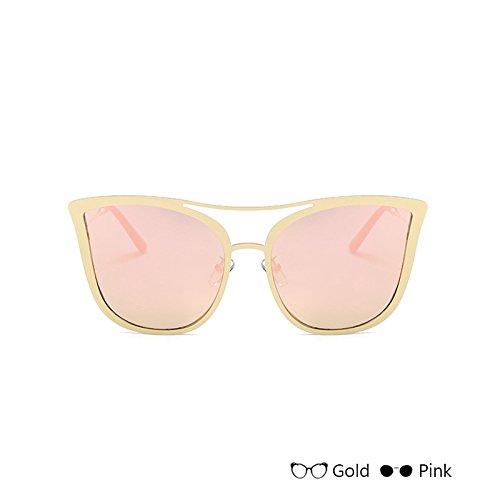 De De Espejo De De Sol Gafas Un Para Lujo Gato Sol Ojo Gafas Ray Mujer TIANLIANG04 D Damas v6Xx50wqFn