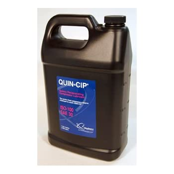 Quincy Quin-Cip 112543 SAE 30 Compressor Oil (112543G100-1 Gallon)