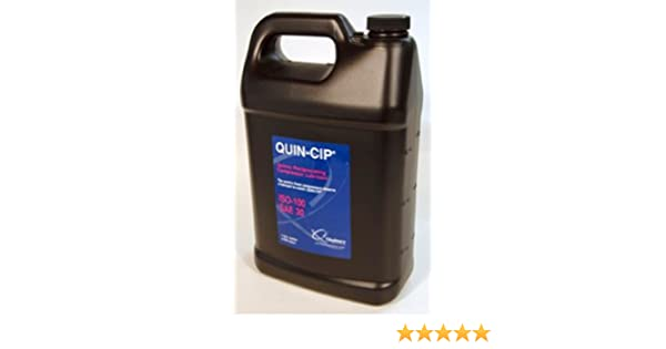 Quincy Quin-Cip 112543 SAE 30 Compressor Oil (112543G100-1 Gallon) - - Amazon.com