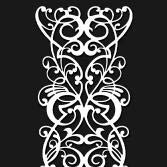 (1 piece lace mat heart butterfly Decorating Tool Silicone Lace Baking Mould Cake Onlay Border Embosser Mold Sugarpaste Craft Bakeware)