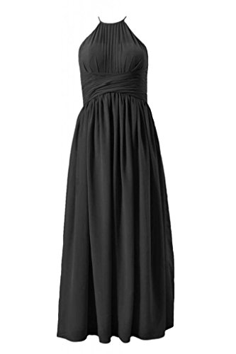 DaisyFormals Halter Dress BM1531A black Party Long Bridesmaid Dress Evening Dress 52 xHqaUFHT4w