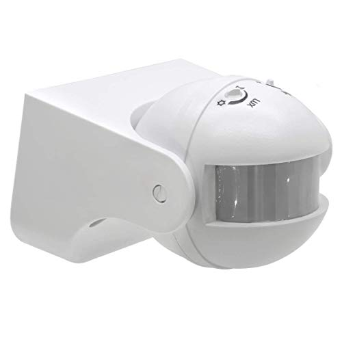 Quick Sense (Qs-09): 180` 220V LUX Time Adjustment, Wall-Mount PIR Motion Switch with Light Energy Saving Automatic…