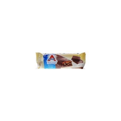 Advantage Choc Brownie Bar (60g) x 6 Pack by Atkins