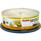 Gold Preservation 8x DVD-R Media
