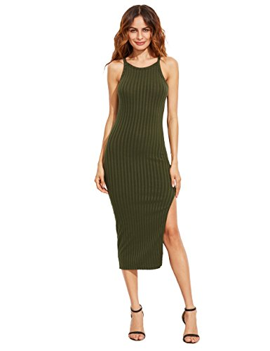 SheIn Womens Sleeveless Stretch Bodycon product image