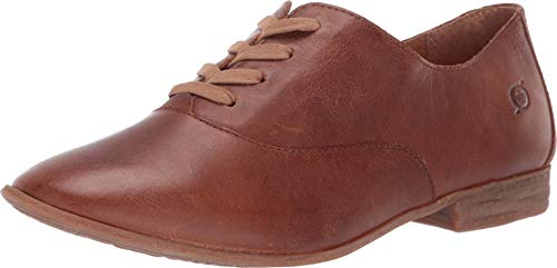 Born Women's Gila Oxford Shoes (8 B US) Tan