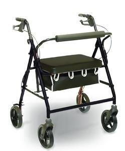 Andador para personas con sobrepeso - Color: Negro - cada 1 ...