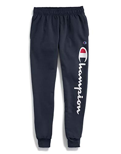 Champion Men's Jersey Jogger, Blue, X-Large from Champion