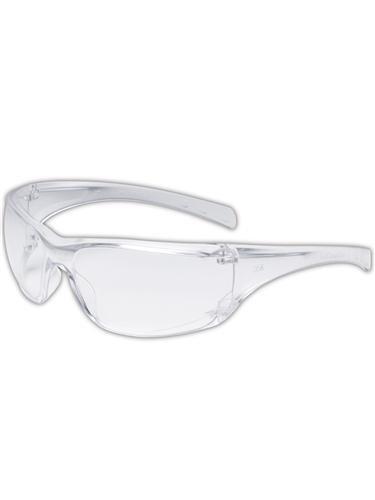 3M 10078371118188 Virtua AP Protective Eyewear with Clear Anti-Fog Lens, Clear