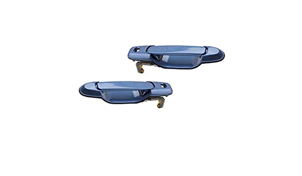 Right 2PCS Fit For 98-03 Toyota Sienna Outside Door Handle Front Left