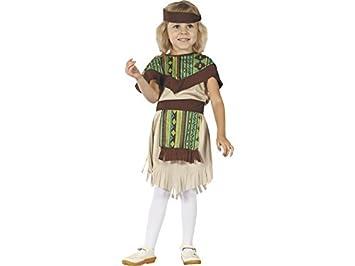 DISONIL Disfraz India para Bebé Talla S: Amazon.es: Juguetes y juegos