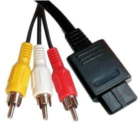AV Cable - SNES, N64, Gamecube