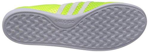 Adidas Qt Lite W, amarillo / blanco, 5,5 nosotros Yellow/White