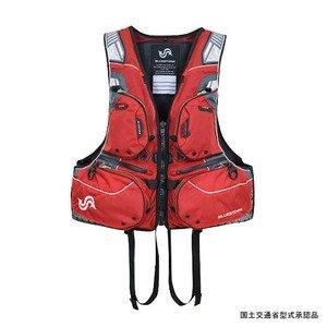 【高知インター店】 Takashina(高階救命器具) L 磯用ライフジャケット Red L BSJ-170(L2) Red B01N3MM42S, Collet Magasin:e9047359 --- a0267596.xsph.ru