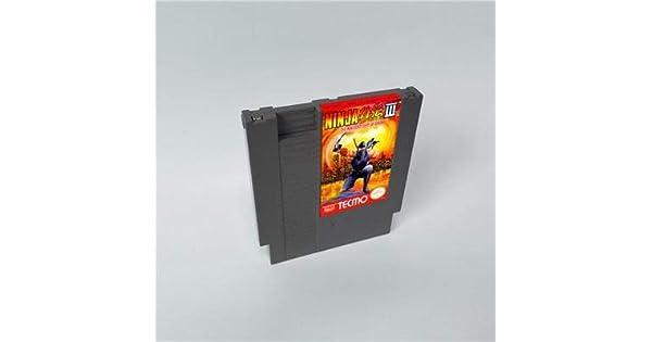 Amazon.com: Ninja Gaiden III The Ancient Ship of Doom - 8 ...