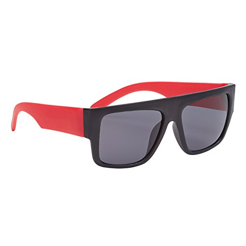 Multi-Colored Surfer Sunglasses by iPromo - 150 Quantity – $1.70 each - (Promotional Product/Custom Branded with your specific Logo) - Logo Sunglasses Custom