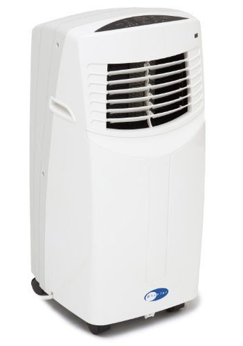 (Whynter 8,000 BTU Eco-Friendly Portable Air Conditioner, White (ARC-08WB))
