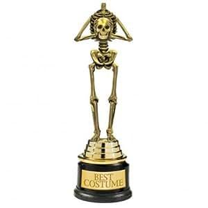 Trofeo de Oro Skeleton