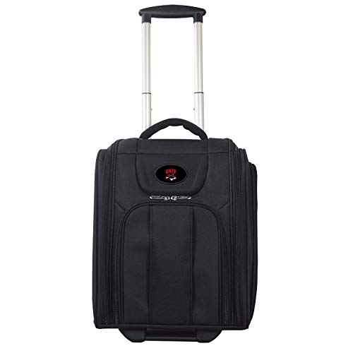 NCAA UNLV Rebels Deluxe Wheeled Laptop Overnighter ()