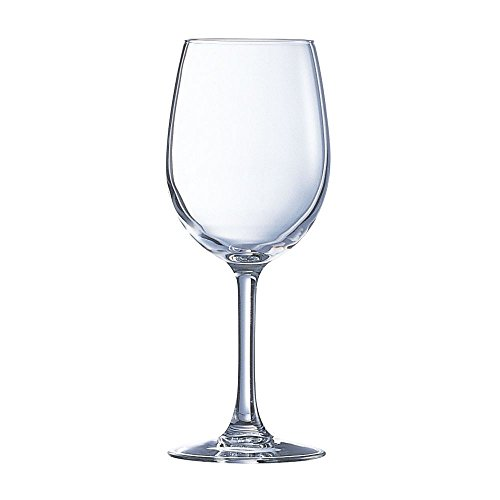 Cardinal International Arcoroc Kwarx Cabernet Tall Wine Glass, 16 Ounce - 24 per case. ()