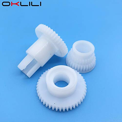 Printer Parts 20X Change Tractor Idle Gear for OKI Okidata 320 321 390 391 420 421 490 491 520 521 590 591 ML320 ML321 ML390 ML391 ML420 ML421 by Yoton (Image #1)