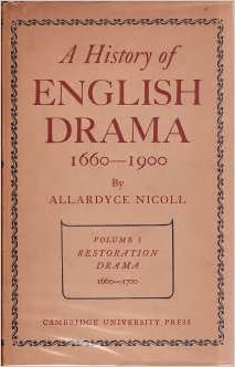 A HISTORY OF ENGLISH DRAMA