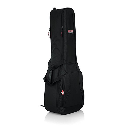 Gator GB-4G-ACOUELECT 4G Series Acoustic/Electric Double Gig Bag w/ Polish Cloth