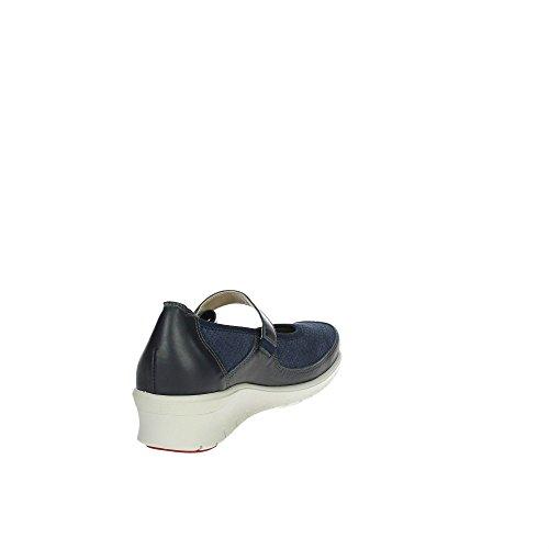 Cinzia Soft IE9884A 002 Ballet Flats Women Blue ORbdBLN