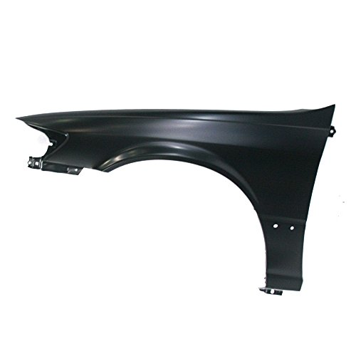 1997 Left Fender (Titanium Plus 1997-2001 Toyota Camry Front,Left Driver Side FENDER WITHOUT SIDE LAMP HOLE)