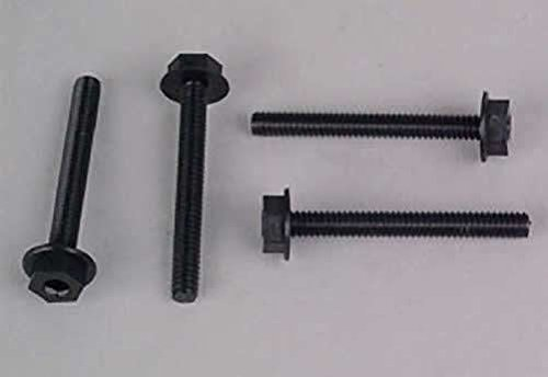 1/4- 20 X 2 NYLON WING BOLTS by Dubro Products ()