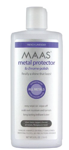 Maas International Metal Protector, 8-Ounce