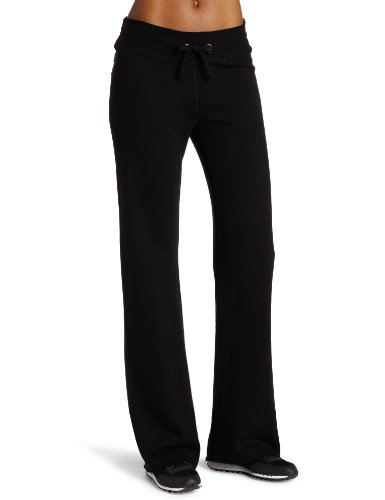 Soffe Juniors Rugby Fleece Pant, Black, X-Large