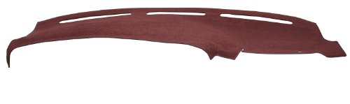 DashMat Original Dashboard Cover Toyota Supra (Premium Carpet, Claret)