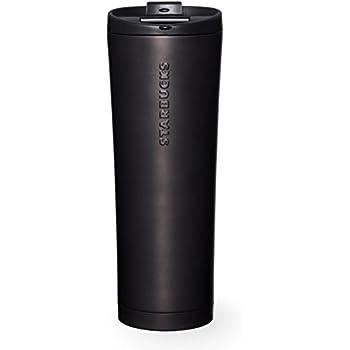 Starbucks Black Stainless Steel Tumbler 20 Fl Oz Amazon